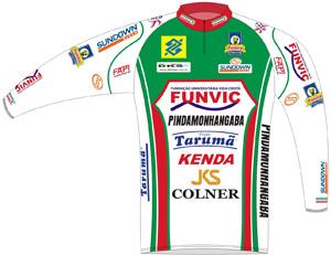 Funvic - Pindamonhangaba 2010 shirt