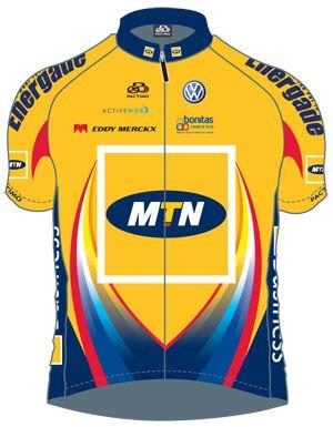 MTN Energade 2010 shirt