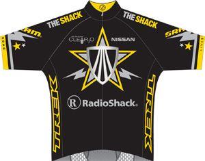 Trek Livestrong U23 2010 shirt