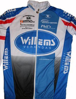 Veranda's Willems 2010 shirt