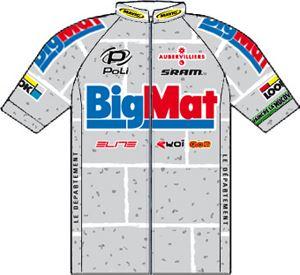 BigMat - Auber 93 2010 shirt