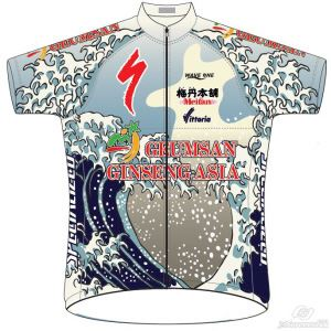 Geumsan Ginseng Asia 2010 shirt