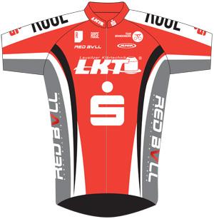 LKT Team Brandenburg 2010 shirt