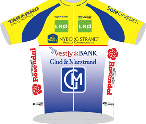 Glud & Marstrand - LRO Radgivning 2010 shirt