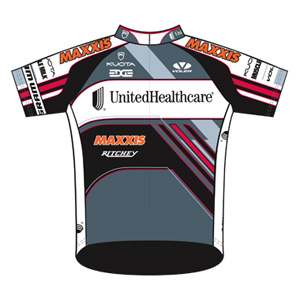 UnitedHealthcare Presented by Maxxis 2010 shirt
