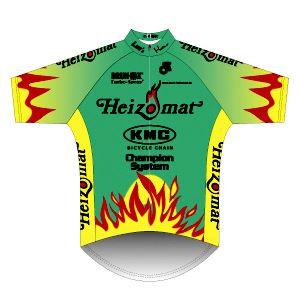 Heizomat 2010 shirt
