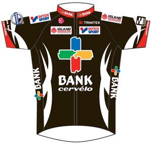 Plussbank Cervelo 2010 shirt