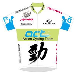 Action Cycling Team 2010 shirt