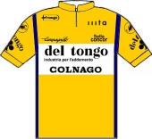 Del Tongo - Colnago 1982 shirt