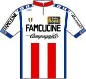 Famcucine - Campagnolo 1982 shirt