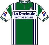 La Redoute - Motobécane 1982 shirt