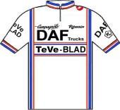 Daf Trucks - TeVe Blad 1982 shirt