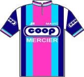 Coop - Mercier - Mavic 1982 shirt