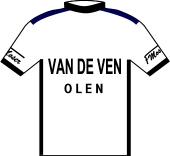 Van de Ven Olen - Moser 1982 shirt