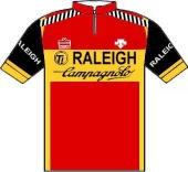 TI - Raleigh - Campagnolo 1982 shirt