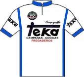 Teka 1982 shirt