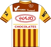 Hueso Chocolates 1982 shirt