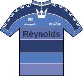 Reynolds - Galli 1982 shirt