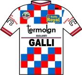 Termolan - Galli 1982 shirt