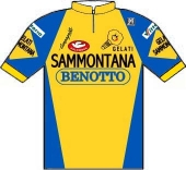 Sammontana - Benotto 1982 shirt