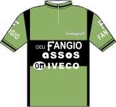 Fangio - Assos - OM Trucks - Iveco 1982 shirt