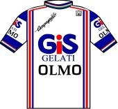 Gis Gelati - Olmo 1982 shirt