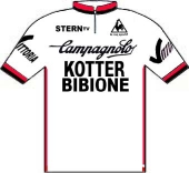 Kotter's Racing Team - Bibione 1982 shirt