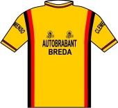 Auto Brabant - Wouti - Clemenso 1982 shirt