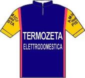 Zonca - Club Amici della Pista 1982 shirt