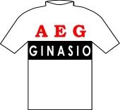 Ginasio de Tavira - AEG - Telefunken 1972 shirt