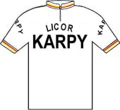 Karpy - Licor 1972 shirt