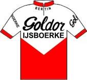 Goldor - Ijsboerke 1972 shirt