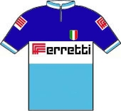 Ferretti 1972 shirt