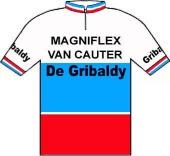 Van Cauter - Magniflex - De Gribaldy 1972 shirt