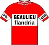 Beaulieu - Flandria 1972 shirt