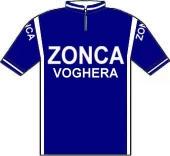 Zonca 1972 shirt