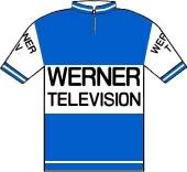 Werner 1972 shirt