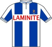 F.C. Porto - Laminite 1972 shirt