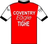Coventry Eagle - Tighe 1972 shirt