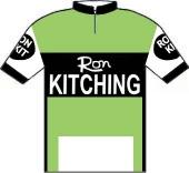 Ron Kitching 1972 shirt