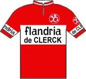 Flandria - De Clerck 1968 shirt