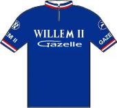 Willem II - Gazelle 1968 shirt