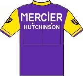 Mercier - BP - Hutchinson 1968 shirt