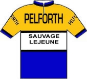 Pelforth - Sauvage - Lejeune 1968 shirt