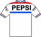 Pepsi Cola 1968 shirt