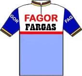 Fagor - Fargas 1968 shirt