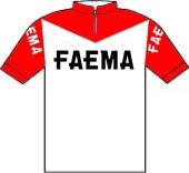 Faema 1968 shirt