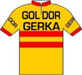 Goldor - Gerka - Main d'Or 1968 shirt