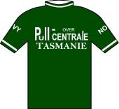 Pull Over Centrale - Tasmanie - Novy 1968 shirt