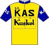 Kas - Kaskol 1968 shirt